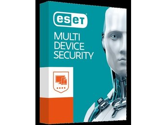 ESET Multi-Device Security 1 år, 2 användare