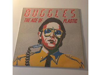 Buggles - The Age Of Plastic LP