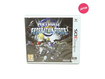 Metroid Prime Federation Force (NYTT UKV /3DS)
