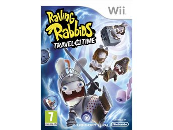 Raving Rabbids Travel In Time - Wii - Komplett