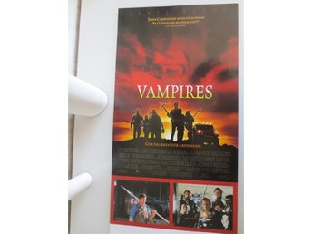 VAMPIRES John Carpenter ÅR 1997