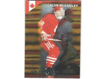 SCORE SELECT 94-95 Certified Gold # 162 McCAULEY Alyn