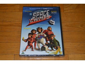 Space Chimps - 2008 - DVD Inplastad