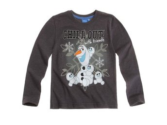 Disney Frozen, Frost T-shirt Olof 104 cl