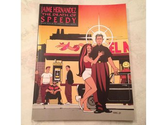 Love & Rockets Volym 7 - The death of Speedy - Seriealbum