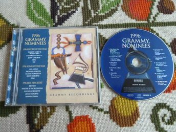 1996 GRAMMY NOMINESS, CD,  CD-SKIVA