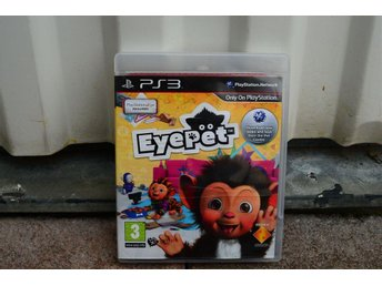 PS3 Playstation 3 Eyepet