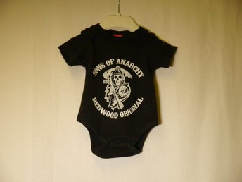 Baby Body - Sons Of Anarchy - 0-6 Månader