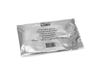 Disposable Gloves 100st/Frp