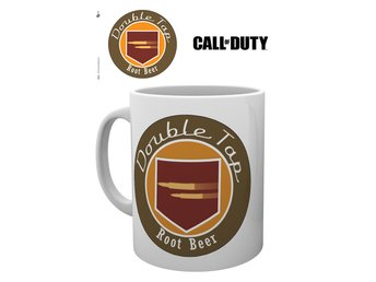 Mugg - Spel - Call of Duty Double Tap (MG2400)