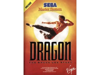 Dragon: The Bruce Lee Story (Ej Bok) (Beg)