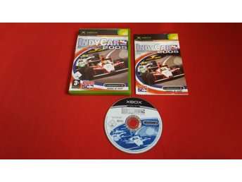 INDY CAR SERIES 2005 till Xbox