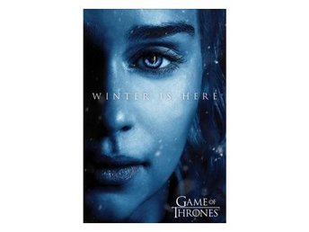 Game Of Thrones Affisch Daenarys 290