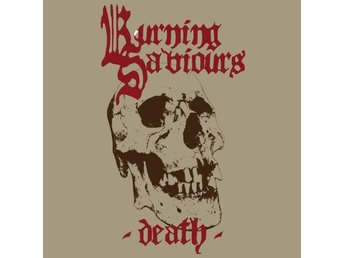 Burning Saviours: Death (Black) (Vinyl LP)