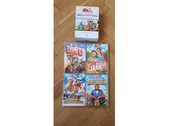 Bud Spencer & Terence Hill Collection DVD-box
