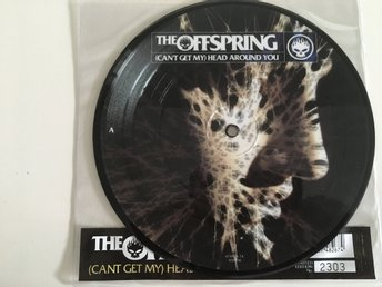 THE OFFSPRING / PICTURE DISC / VINYL SINGEL FRÅN 2004.