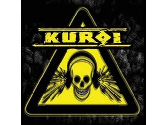 Kuroi ?–Out Of The Comfort Area cd S/S Groovy thrash me 2011