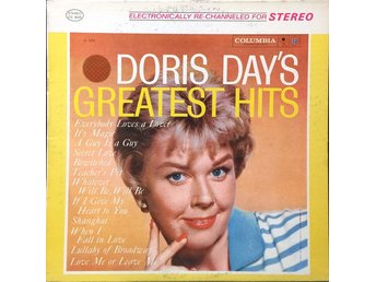 LP Doris Day Day´s Greatest Hits