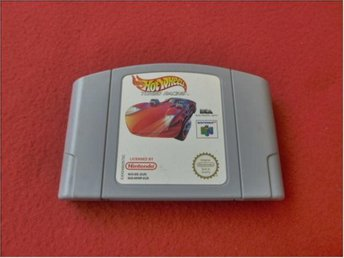HOT WHEELS TURBO RACING till Nintendo 64 N64