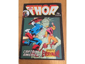 The mighty Thor 17/1983
