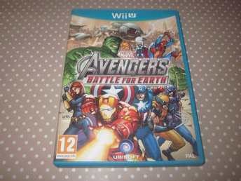 The Avengers - Battle for Earth till Wii U
