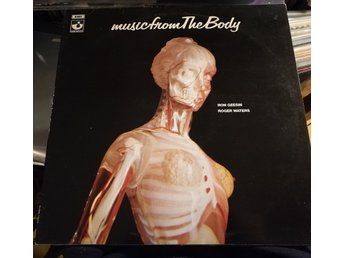 MUSIC FROM THE BODY      Ron Geesin Roger Waters   Harvest-UK-7?  PINK FLOYD