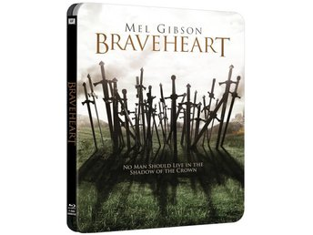 Braveheart - Limited Edition Steelbook Blu-ray