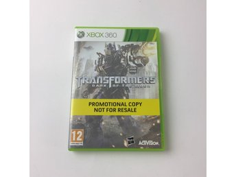 XBOX-Spel, Transformers dark of the moon, Flerfärgad