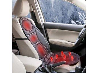 Strålande 12V uppvärmd bil barn stol kudde skydd Seat vär.. (347945093) ᐈ NQ-21