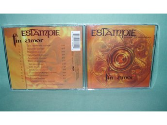 ESTAMPIE - Fin amor , CD 2002 ,