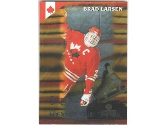 SCORE SELECT 94-95 Certified Gold # 164 LARSEN Brad