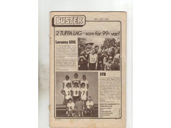 Buster        Nr:15-1977