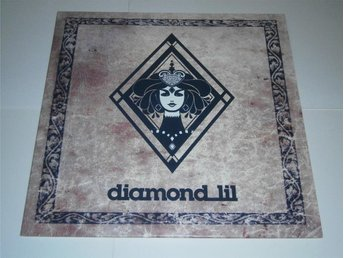 Diamond Lil (LP) - S/T - Ospelad!