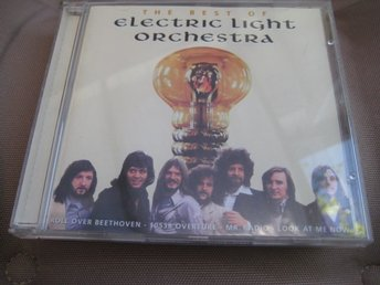 THE ELECTRIC LIGHT ORCHESTRA - THE BEST OF.