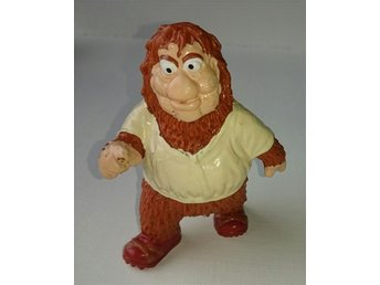 Fragglarna Fraggle Rock Gorger Prins Son Junior PVC Plast Figur