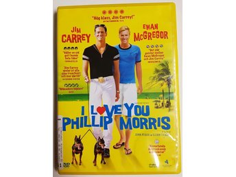 Dvd I love you Philips Morris