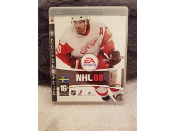 PS3 Spel - NHL 08