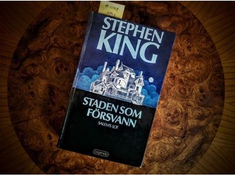 Stephen King - Staden som försvann - Salem's Lot