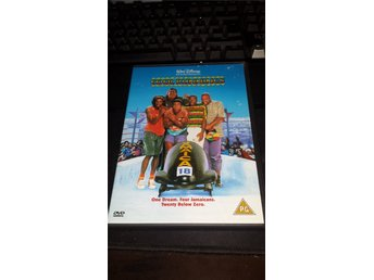 Cool Runnings (1993)John Candy, Leon, Doug E Doug, SVENSK TEXT