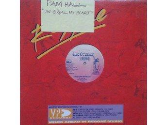 "Pam Hall title* Un-Break My Heart* Reggae 12"" UK - Hägersten - Pam Hall title* Un-Break My Heart* Reggae 12"" UK - Hägersten"
