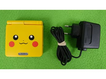 Gameboy Advance SP Konsol GBA Nintendo basenhet