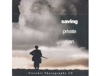 SAVING PRIVATE RYAN = Presskit Photography CD