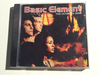 Basic Element - The Ultimate Ride CD (g88)