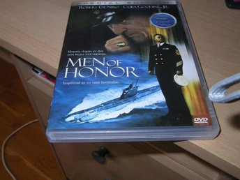 DVD MEN OF HONOR ROBERT DE NIRO REPFRI WOLFGANG PETERSEN