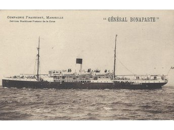 "French Liner "" GENERAL BONAPARTE """