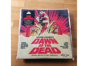 Dawn of the Dead - Goblin (Vinyl LP, Soundtrack) Ny och inplastad