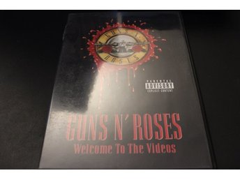DVD-film: Guns ´n Roses - Welcome to the Videos