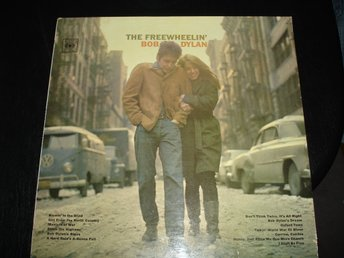 """Lp"" Bob Dylan - The Freewheelin"