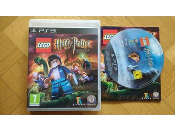 PlayStation 3/PS3: LEGO Harry Potter Years 5-7