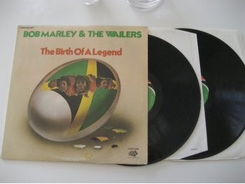 Bob Marley & The Wailers The Birth Of A Legend Dubbel LP